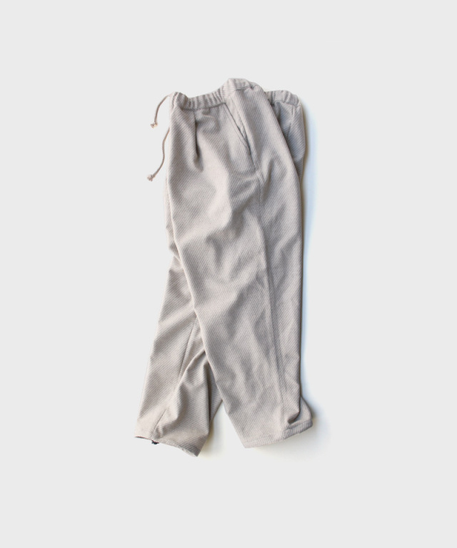 HEALTH EASY PANTS #6 ホワイトベージ