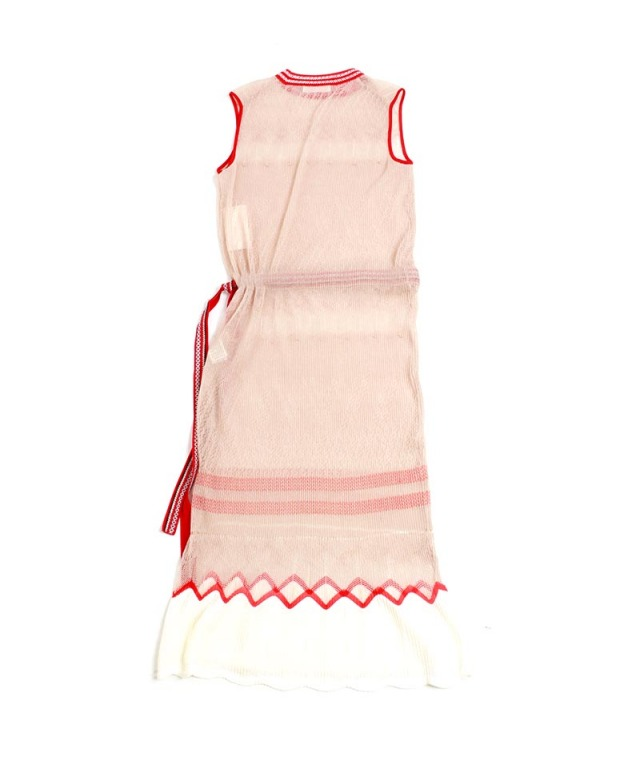 mame Candy Pleats Knit Dress
