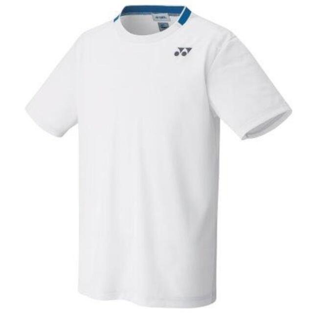ヨネックス UNI ゲームシャツ(フィットスタイル) カラー:ホワイト(011) 品番:10409