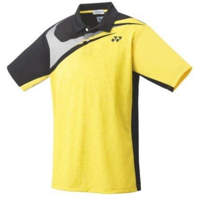 ヨネックス UNI ゲームシャツ  カラー:ライトイエロー(279) 品番:10412