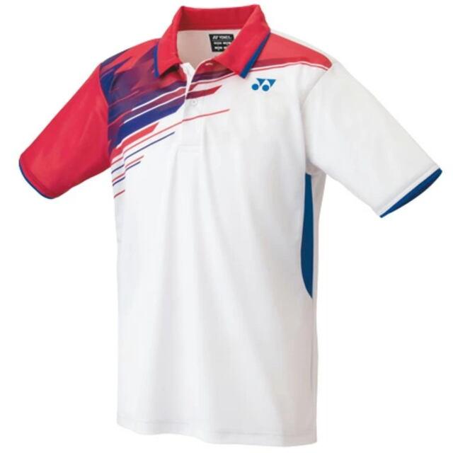 *ヨネックス UNI ゲームシャツ  カラー:ホワイト 品番:10429