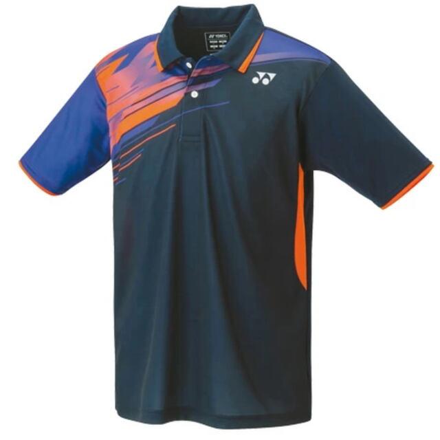 ヨネックス UNI ゲームシャツ  カラー:ネイビーブルー(019)  品番:10429