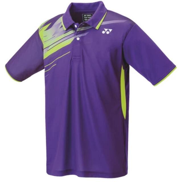ヨネックス UNI ゲームシャツ  カラー:パープル(039)  品番:10429