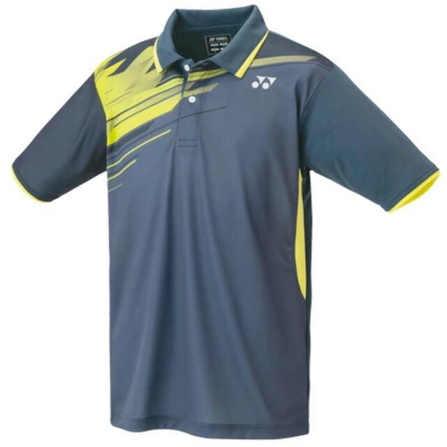 ヨネックス UNI ゲームシャツ  カラー:チャコール(075)  品番:10429