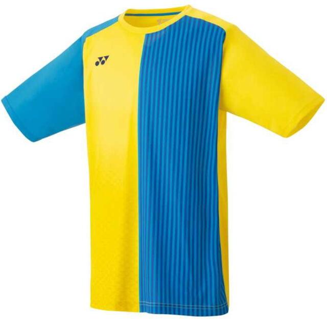 【40%OFF】ヨネックス メンズ ドライTシャツ  カラー:ライトイエロー(279) 品番:16439
