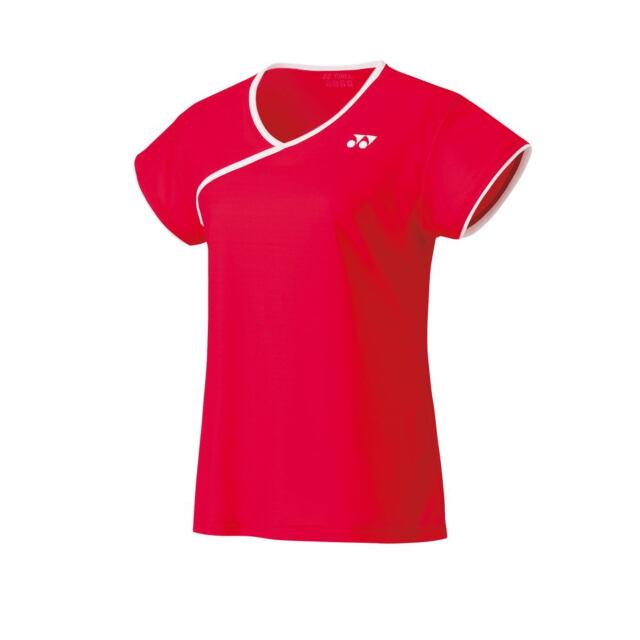 【40%OFF】ヨネックス ウィメンズ ドライTシャツ  フラッシュレッド(639) 品番:16444