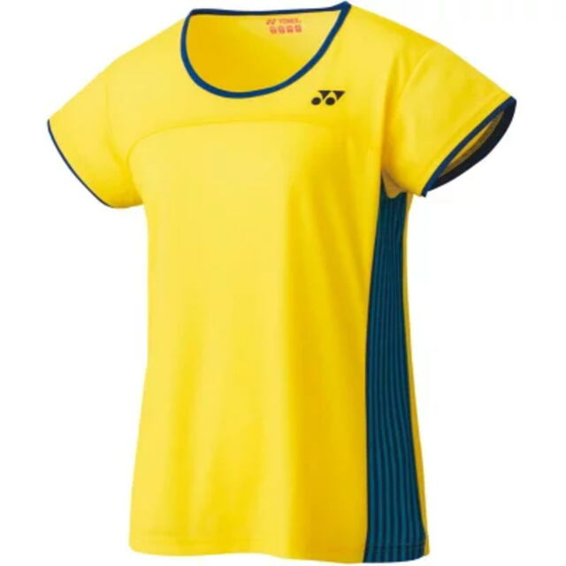 【40%OFF】ヨネックス ウィメンズ ドライTシャツ  ライトイエロー(279) 品番:16445