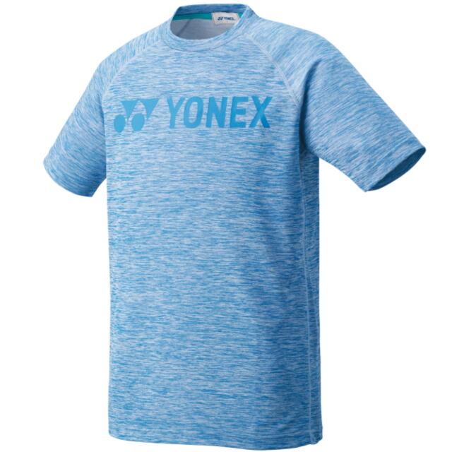 【40%OFF】ヨネックス ユニ ドライTシャツ(フィットスタイル) カラー: スモークブルー(376) 品番:16469