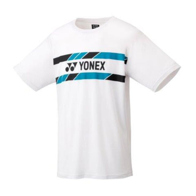 【40%OFF】ヨネックス ユニ Tシャツ カラー: ホワイト(011) 品番:16491