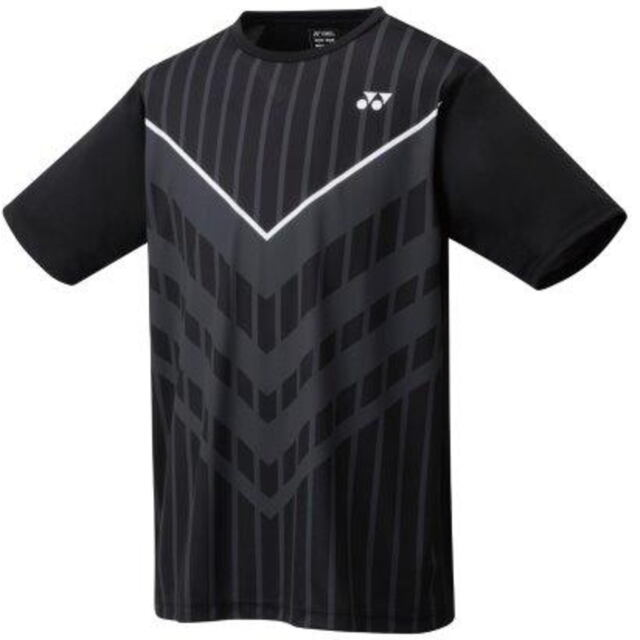 【40%OFF】ヨネックス メンズ ドライTシャツ カラー: ブラック(007) 品番:16504