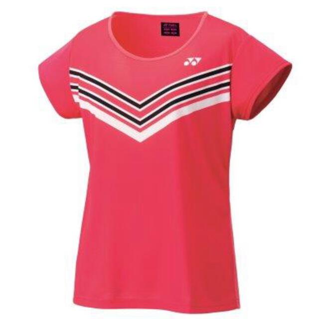 【40%OFF】ヨネックス ウィメンズ ドライTシャツ  リリーピンク(539) 品番:16517