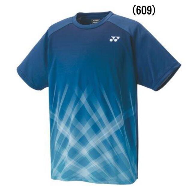 ヨネックス UNI  ドライTシャツ  カラー:ナイトスカイ(609)  品番:16533