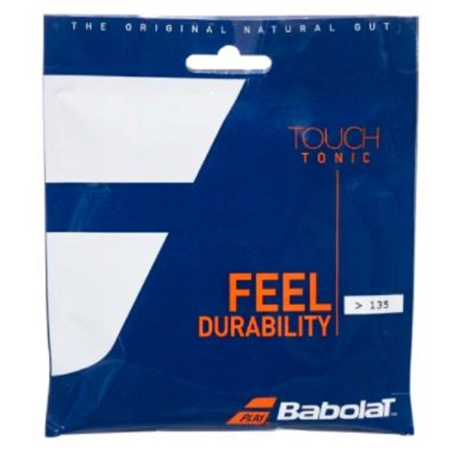 バボラ テニスストリング タッチトニック 130/140<201032>