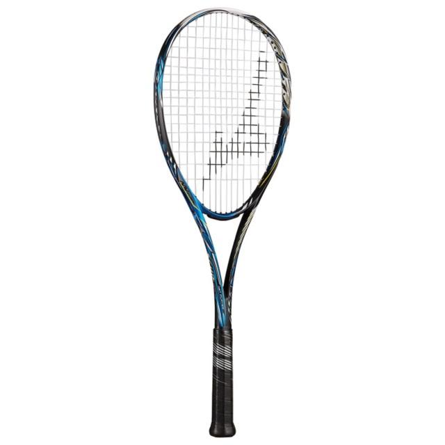 【送料無料】【張り代無料】【サービスガット付き】ミズノ ソフトテニスラケット スカッド 05-R <63JTN05527>