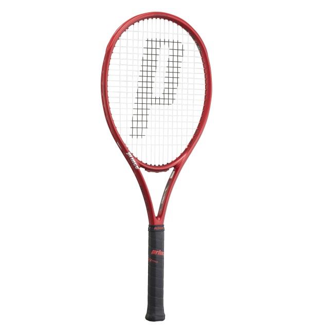 【50%OFF】【送料無料】【張り代無料】【サービスガット付き】プリンス テニスラケット ビースト 100<BEAST 100>7TJ099