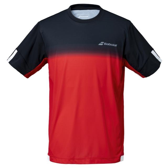 【レターパックライト便対応】バボラ メンズ CLUB ショートスリーブシャツ<BUG1310C>