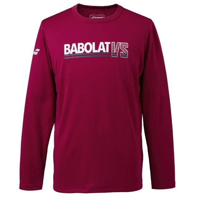 【レターパックライト便対応】バボラ メンズ VSロングスリーブシャツ<BUP1550>