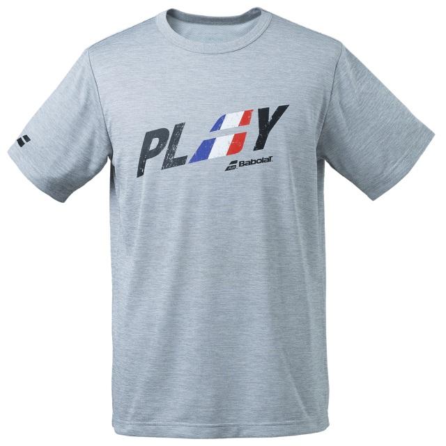 【レターパックライト便対応】バボラ メンズ PURE ショートスリーブシャツ<BUP1553>