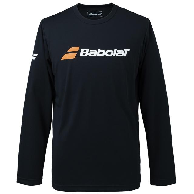 【レターパックライト便対応】バボラ メンズ CLUB ロングスリーブシャツ<BUP1560C>