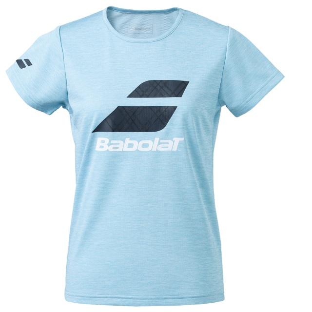 【レターパックライト便対応】バボラ レディース PURE  ショートスリーブシャツ<BWP1574>