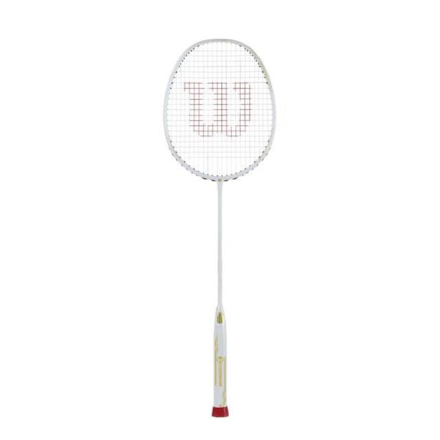 【送料無料】【張り代無料】【サービスガット付き】Wilson バドミントンラケット  FIERCE CX9000 CV   品番:WR004011S