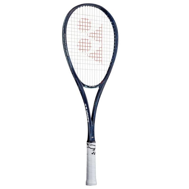 【送料無料】【張り代無料】【サービスガット付き】ヨネックス ソフトテニスラケット ジオブレイク80S グレイッシュブルー<GEO80S_271>