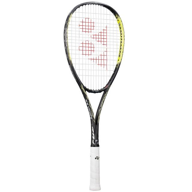 【送料無料】【張り代無料】【サービスガット付き】ヨネックス ソフトテニスラケット ボルトレイジ7S ライトニングイエロー<VR7S_824>