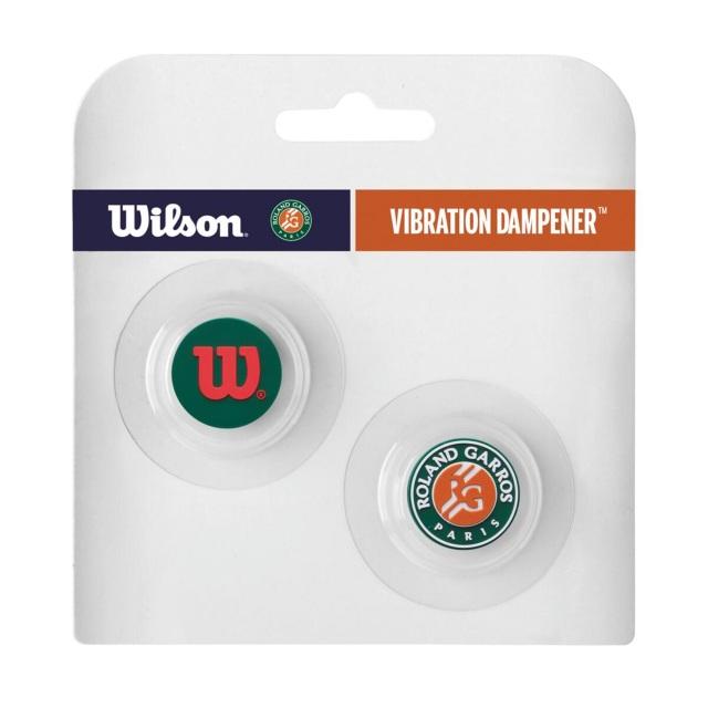 ウィルソン アクセサリー 振動止め ROLAND GARROS VIBRATION DAMPNER <WR8402001001>