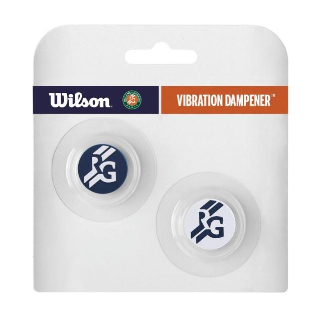 ウィルソン アクセサリー 振動止め ROLAND GARROS VIBRATION DAMPNER <WR8402201001>