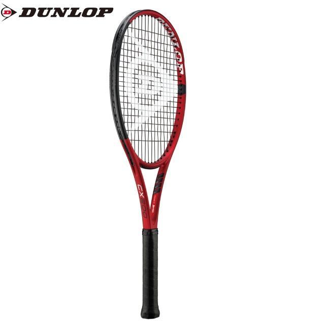 【送料無料】【張り代無料】【サービスガット付き】ダンロップ テニスラケット CX200<CX200>DS22102