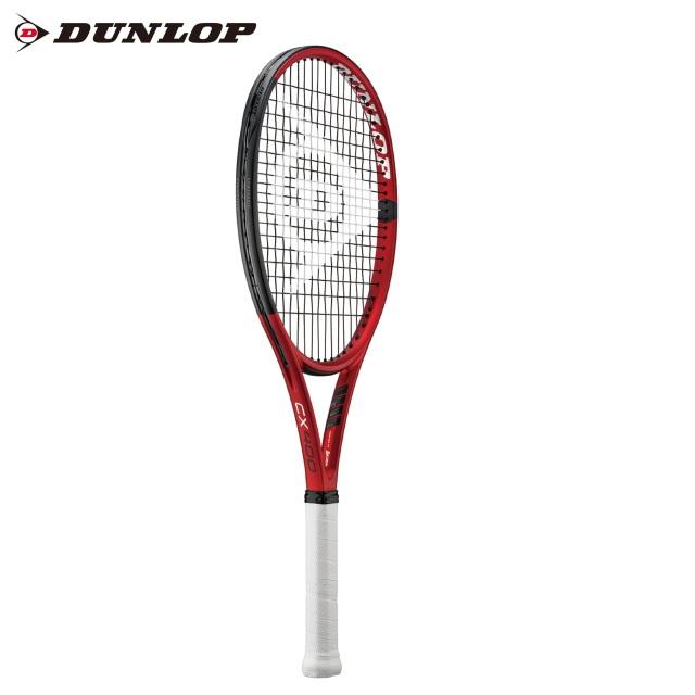 【送料無料】【張り代無料】【サービスガット付き】ダンロップ テニスラケット CX400<CX400>DS22106