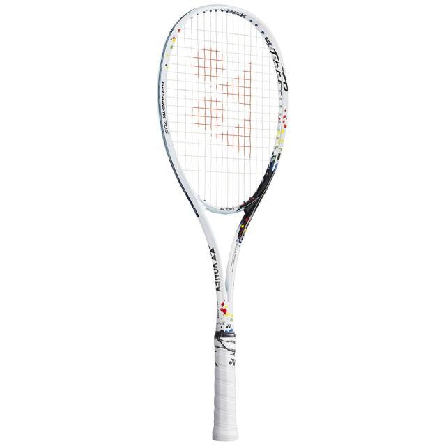 【送料無料】【張り代無料】【サービスガット付き】ヨネックス ソフトテニスラケット ジオブレイク70Sステア 品番:GEO70S-S