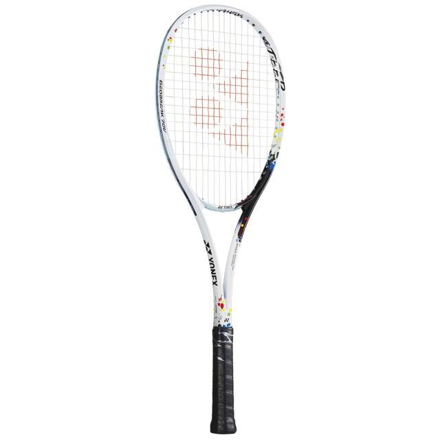 【送料無料】【張り代無料】【サービスガット付き】ヨネックス ソフトテニスラケット ジオブレイク70Vステア 品番:GEO70V-S