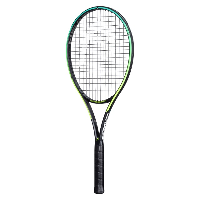 【送料無料】【張り代無料】【サービスガット付き】 ヘッド テニスラケット グラフィン360+グラビティS<233841>
