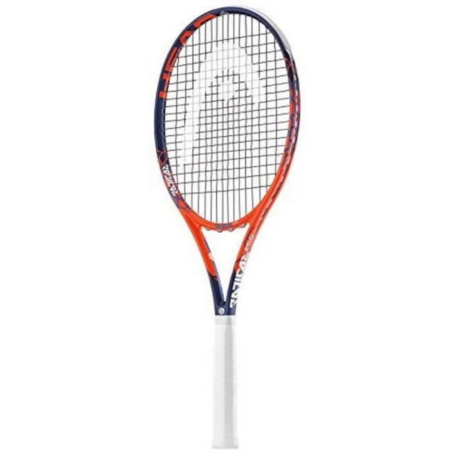 【60%OFF】【送料無料】【張り代無料】【サービスガット付き】 ヘッド テニスラケット グラフィンタッチ ラジカルPRO<232608>