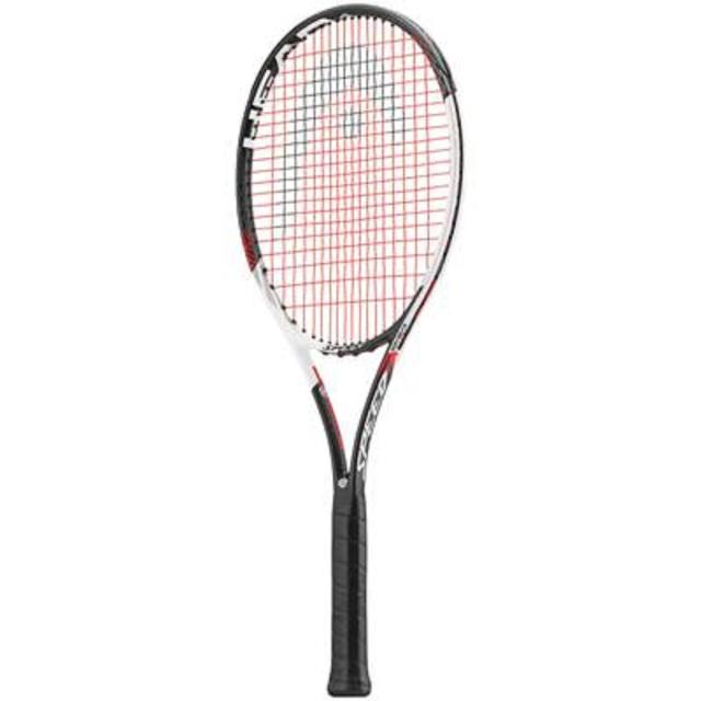 【60%OFF】【送料無料】【張り代無料】【サービスガット付き】 ヘッド テニスラケット グラフィンタッチ スピードPRO<231807>