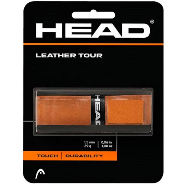 ヘッド レザーグリップ LEATHER TOUR<282010>