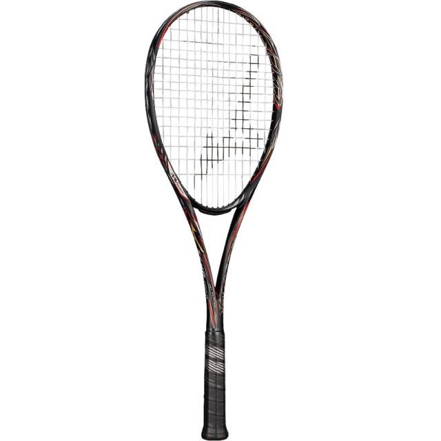 【送料無料】【張り代無料】【サービスガット付き】ミズノ ソフトテニスラケット スカッド PRO-R <63JTN95109>
