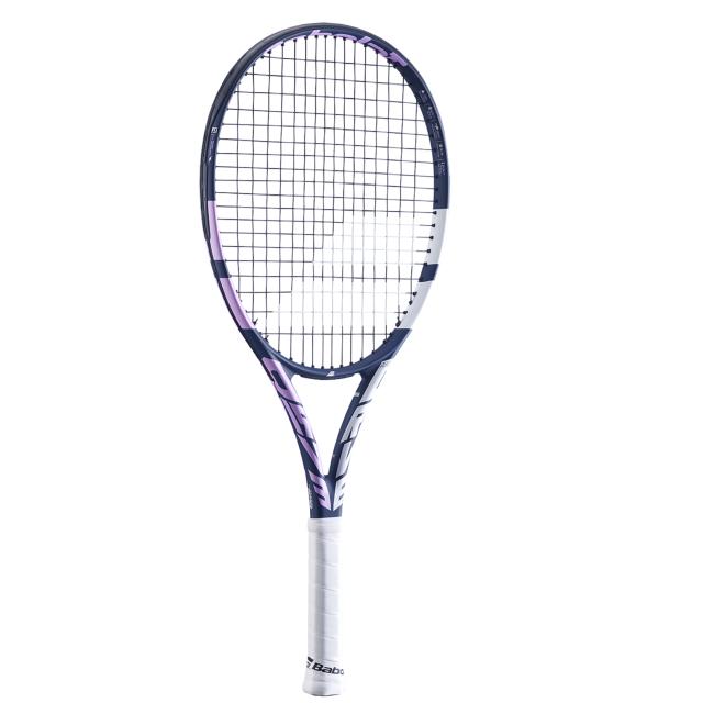 【ジュニア用】【送料無料】バボラ テニスラケット ジュニア用 ピュアドライブジュニア25ガール<140422J>
