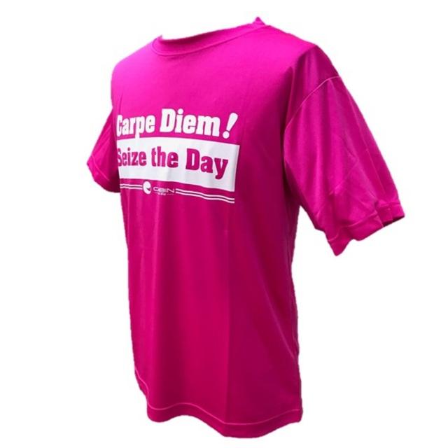【送料無料】 キャビン オリジナルTシャツ『carpe diem!』 <215901>