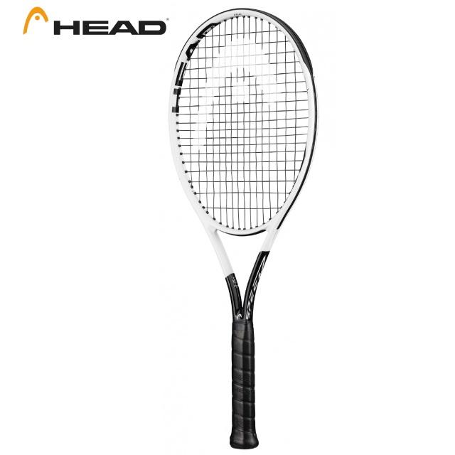 【50%OFF】【送料無料】【張り代無料】【サービスガット付き】 ヘッド テニスラケット グラフィン360+スピードMP<234010>