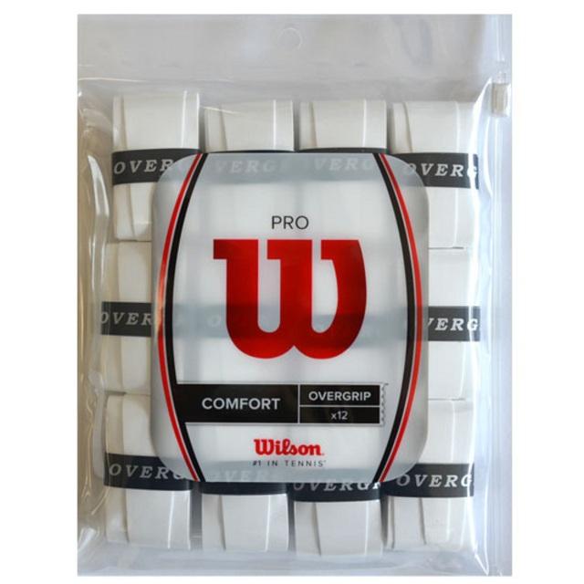 ウィルソン グリップテープ プロオーバーグリップ12PK