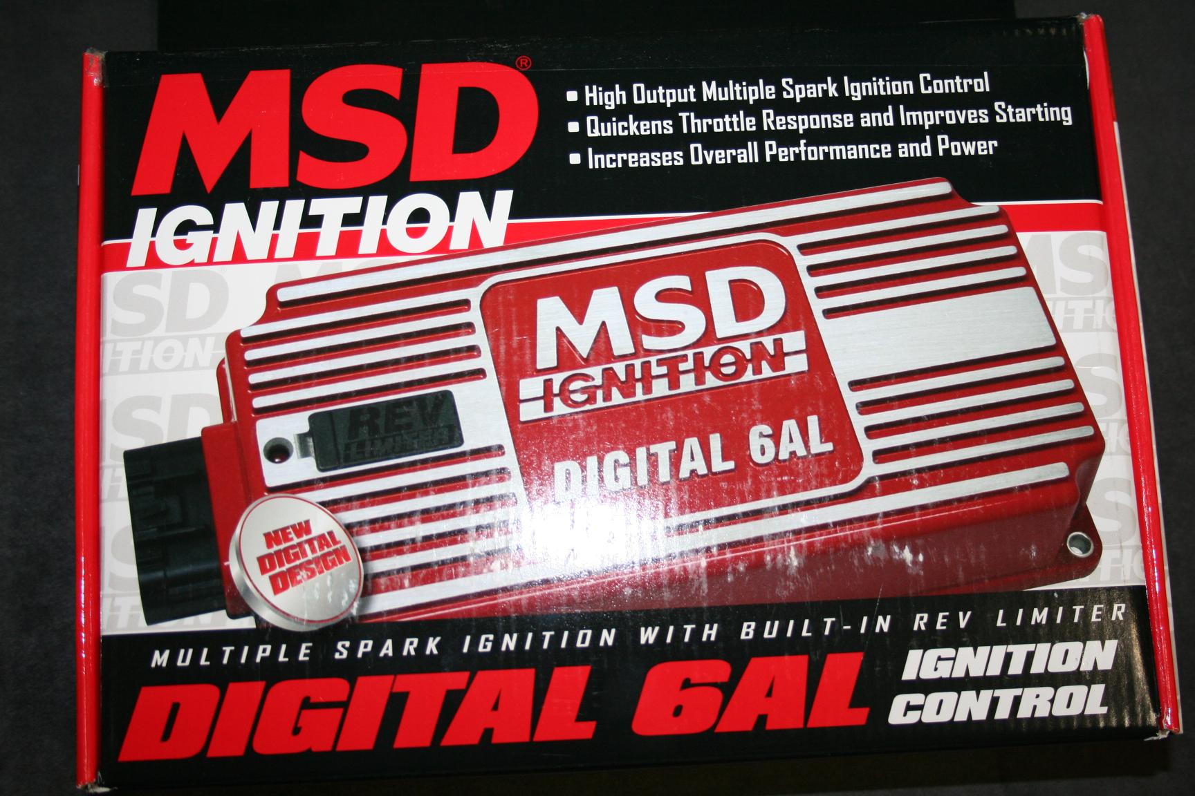 MSDイグニッション デジタル6AL