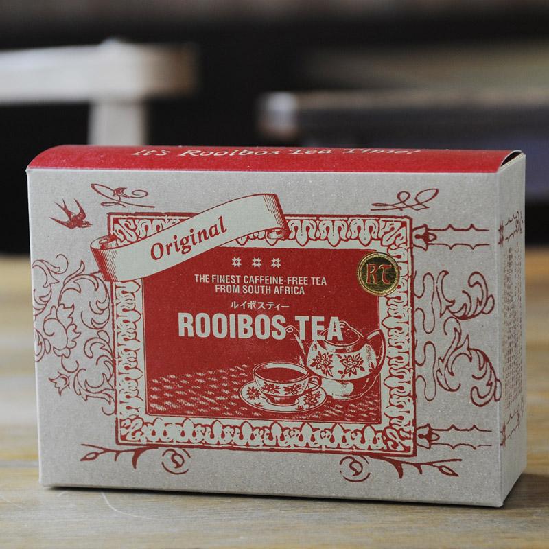 ルイボスティー・オリジナル(茶葉100g箱入り)