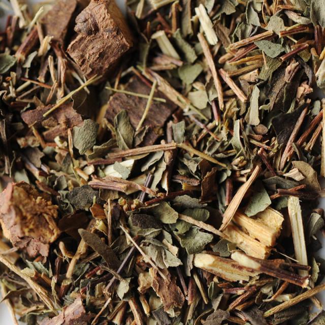 オリエンタル・ミントティー(ティーバッグ15包)茶葉