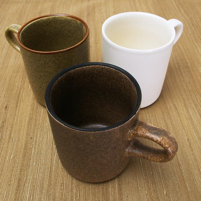 萬古焼マグカップ・全3色 [ ぺルナ ]