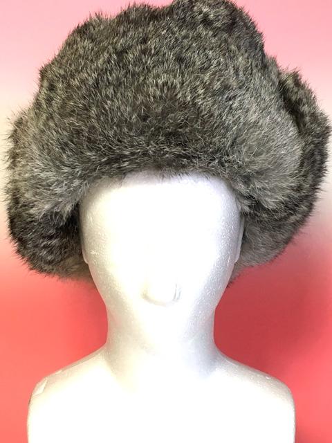 【再々入荷】ロシアの毛皮の帽子(ロシア帽)☆シャプカ(ウシャンカ)★ロシア雑貨