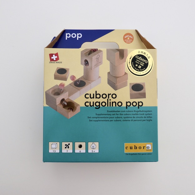 キュボロ クゴリーノ ポップ cugolino pop