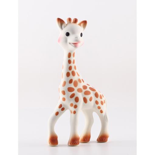 キリンのソフィー Sophie the giraffe