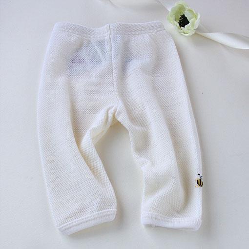 出産祝いにベビー服のDimples ハニーコームシリーズ